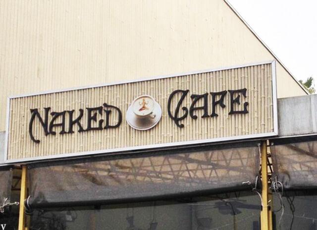 Bảng hiệu quảng cáo quán cà phê